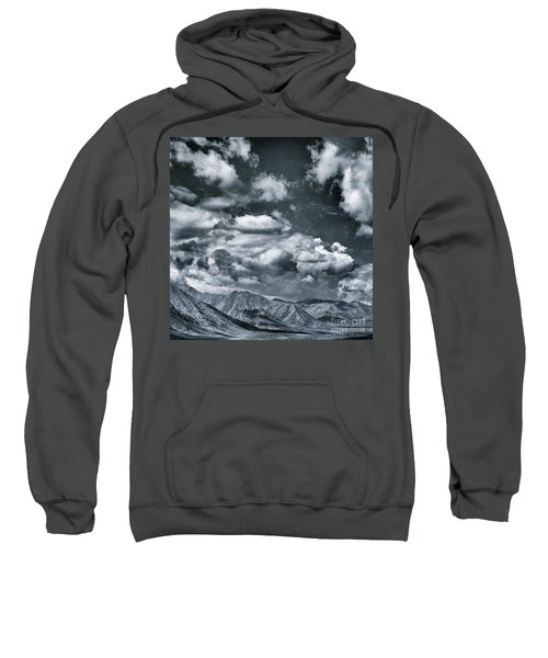 Land Shapes 28 Sweatshirt