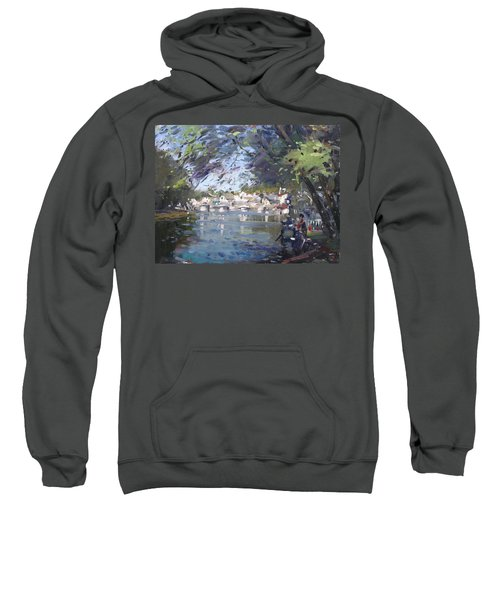 Lasale In Niagara Falls Sweatshirt