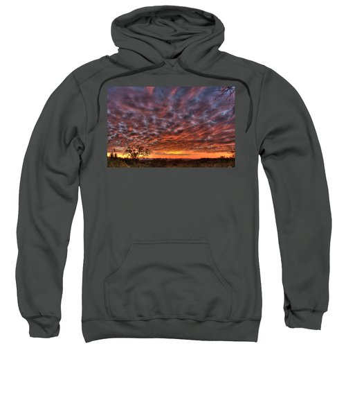 Last Light In Oracle Sweatshirt