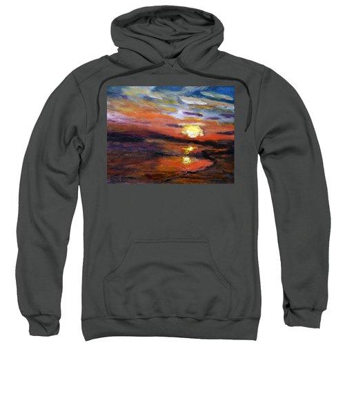 Last Sun Of Day Sweatshirt