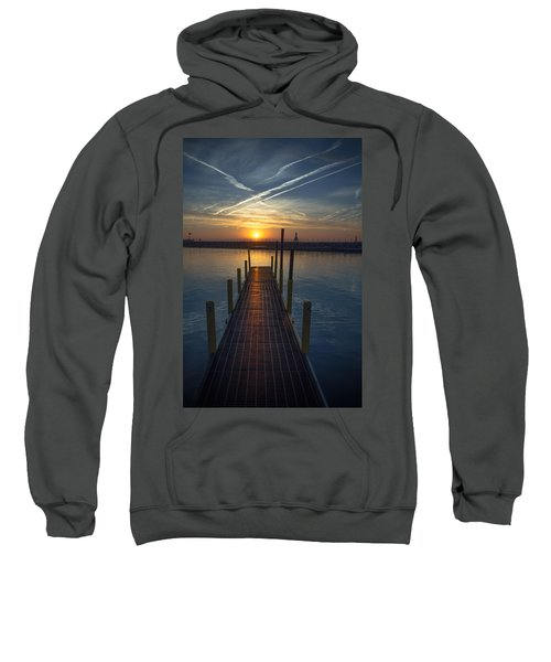 Launch A New Day Sweatshirt