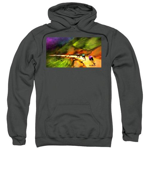 Le Tour De France 02 Sweatshirt