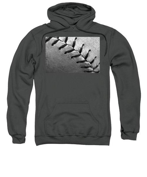 Leather Scars Sweatshirt