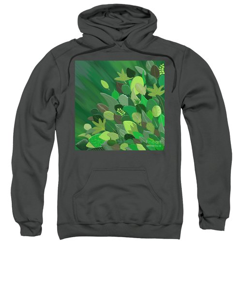 Leaves Are Awesome Sweatshirt
