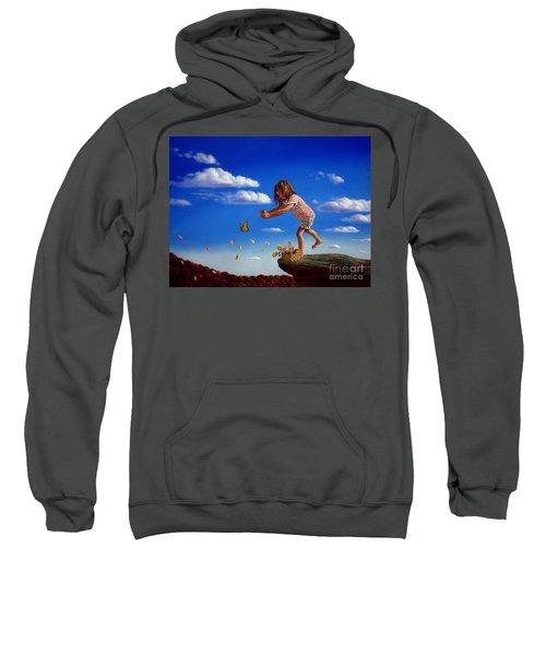 Letting It Go Sweatshirt