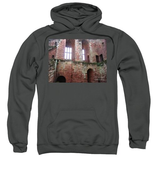 Sweatshirt featuring the photograph Levels by Denise Railey