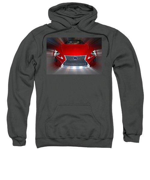 Lexus L F - L C Hybrid 2013 Sweatshirt