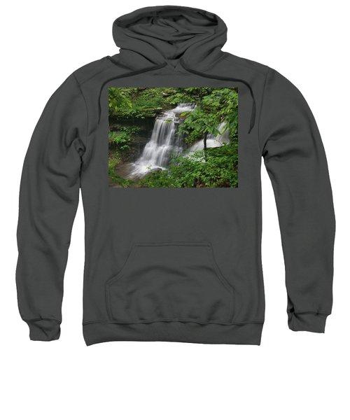Lichen Falls Ozark National Forest Sweatshirt