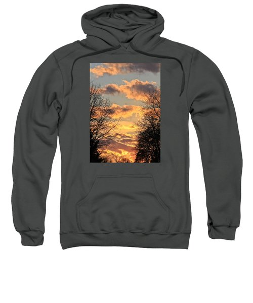 Light Catcher Sweatshirt