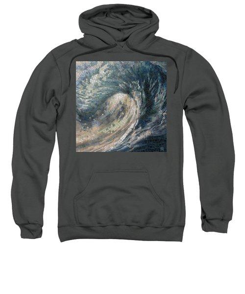 Light Wave  Sweatshirt