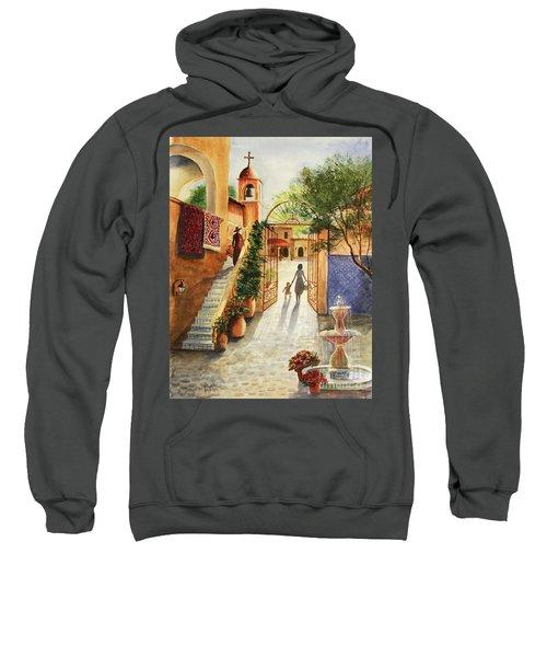 Lingering Spirit-sedona Sweatshirt