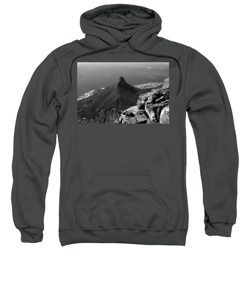 Lions Head - Cape Town - South Africa Sweatshirt