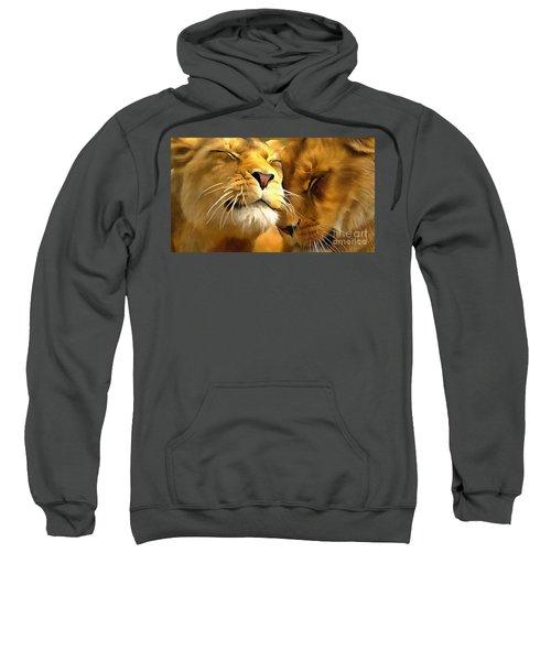 Lions In Love Sweatshirt