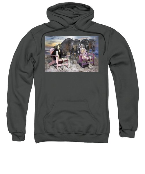 Structural Support Systems Sweatshirt