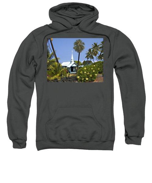 Little Blue Church Kona Sweatshirt