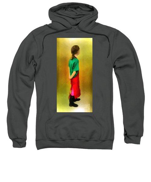 Little Shopgirl Sweatshirt