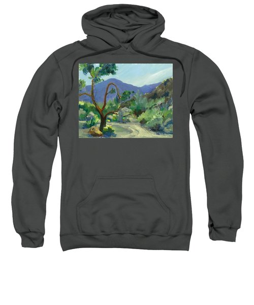 Stately Desert Tree - Spring Commeth Sweatshirt