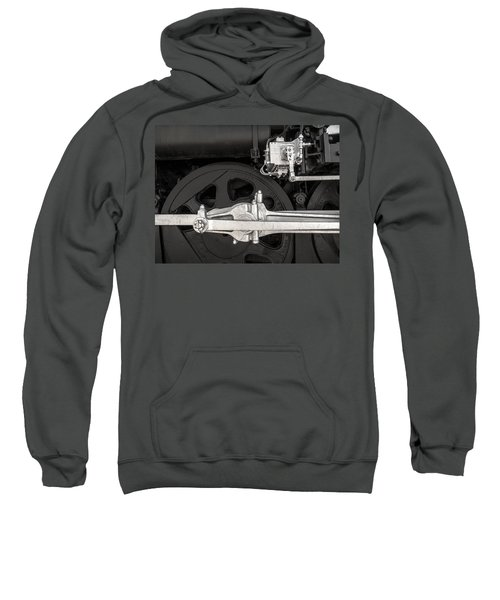 Locomotive No. 3424 Sweatshirt