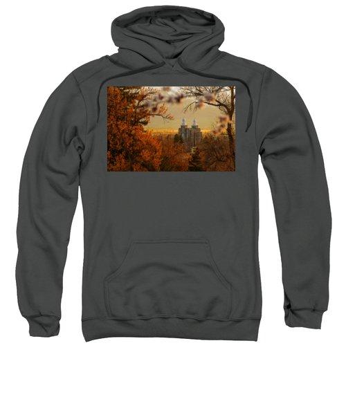 Logan Temple Sweatshirt