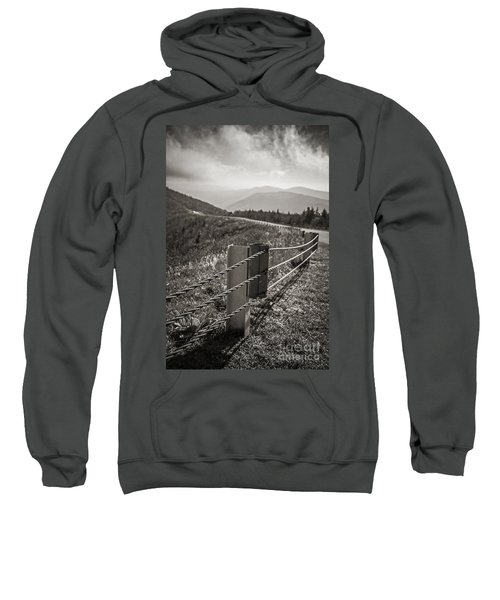 Lonely Mountain Road Sweatshirt