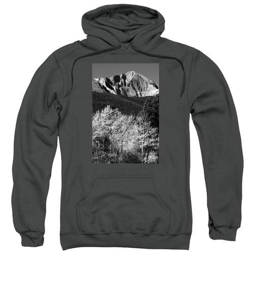 Longs Peak 14256 Ft Sweatshirt