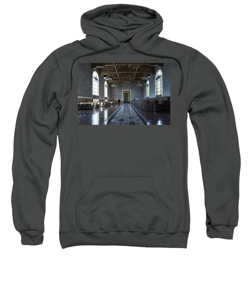 Los Angeles Union Station - Custom Sweatshirt