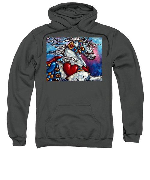 Love Makes The World Go Round Sweatshirt