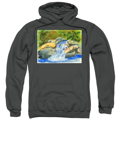 Lower Burch Creek Sweatshirt