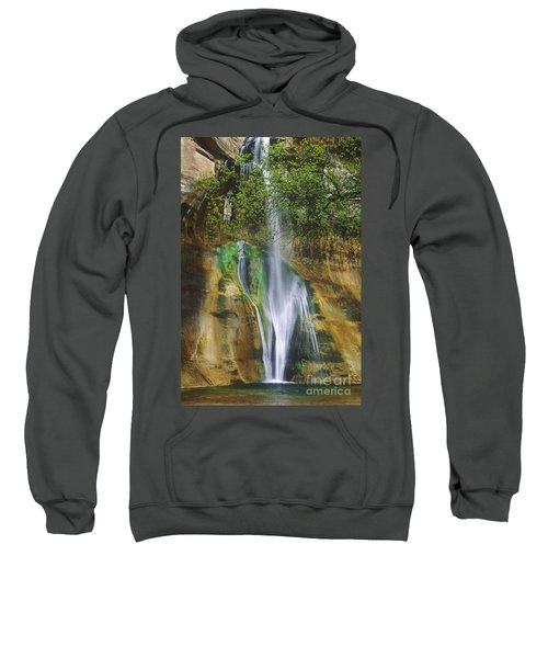 Lower Calf Creek Falls Escalante Grand Staircase National Monument Utah Sweatshirt