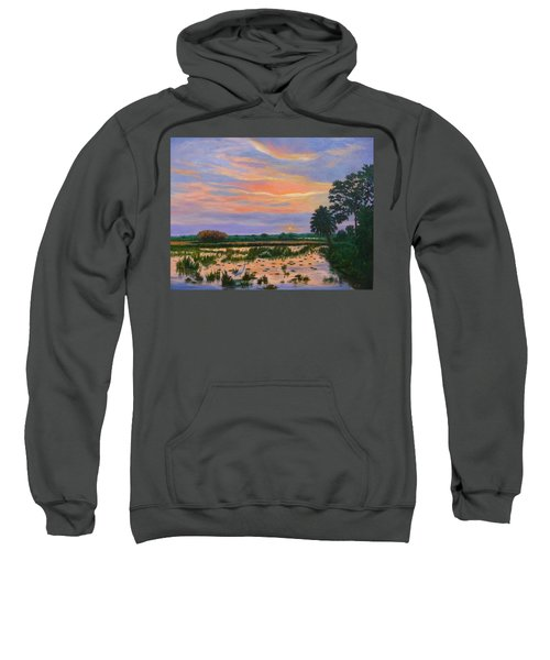 Loxahatchee Sunset Sweatshirt
