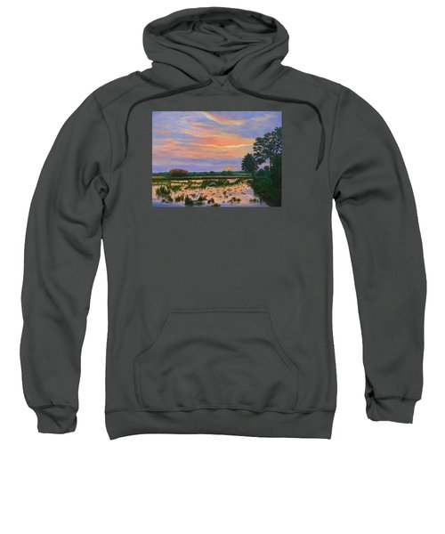 Loxahatchee Sunset Sweatshirt
