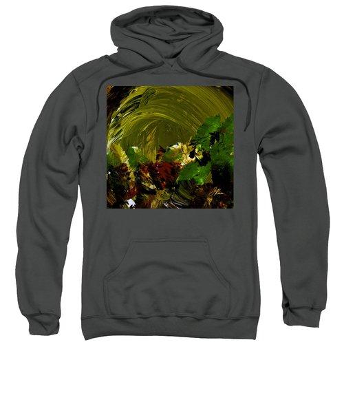 Intuitive Painting  803 Sweatshirt