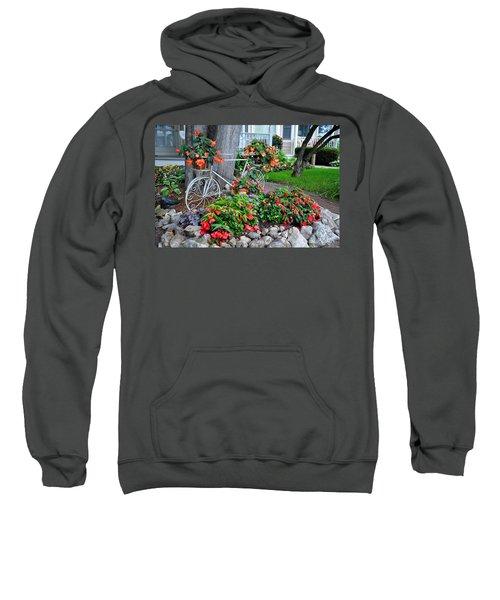 Mackinac Island Garden Sweatshirt