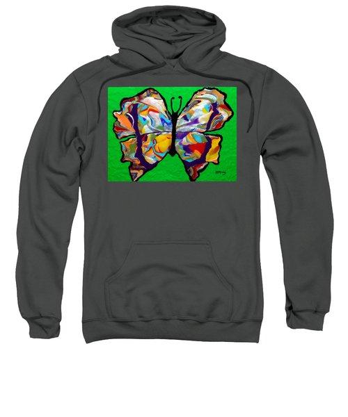 Madam Butterfly Sweatshirt