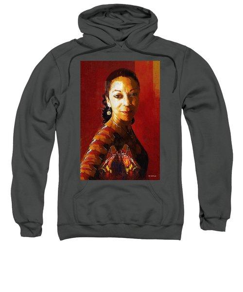 Madame Exotic Sweatshirt