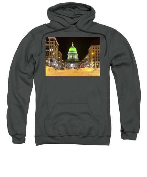 Madison Capitol Sweatshirt