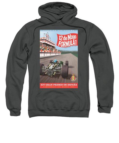 Madrid Grand Prix 1968 Sweatshirt