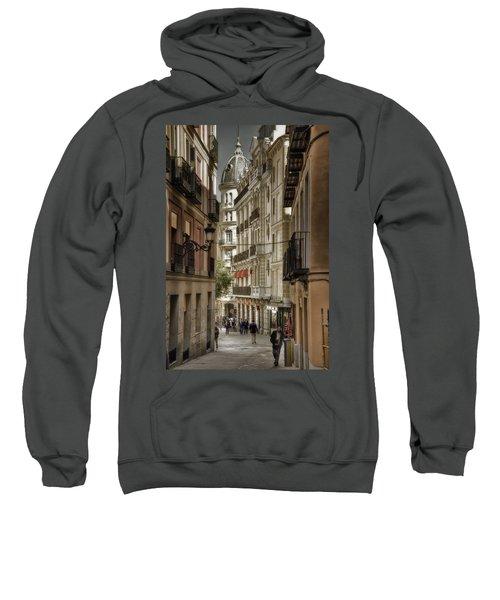 Madrid Streets Sweatshirt