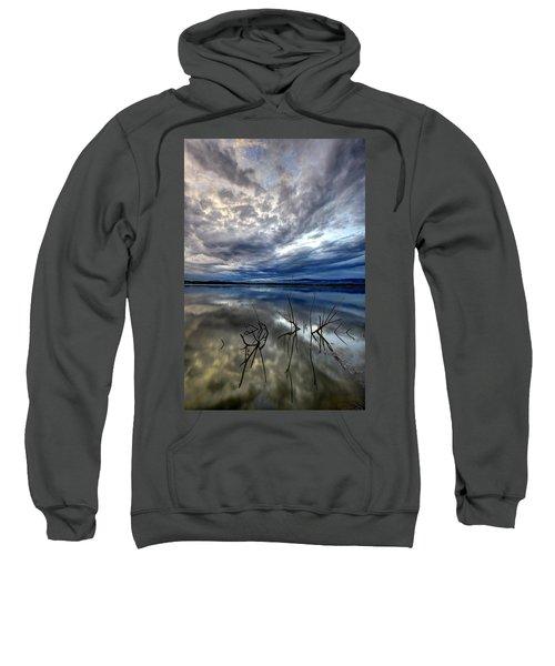 Magical Lake - Vertical Sweatshirt