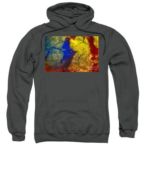 Magical Yellow 3 Sweatshirt
