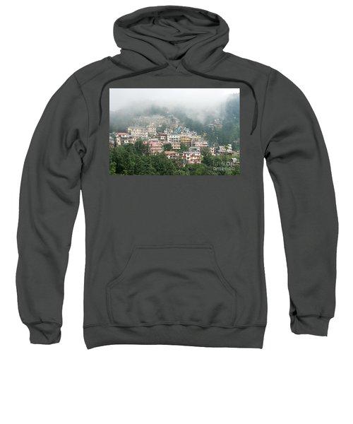 Maleod Ganj Of Dharamsala Sweatshirt