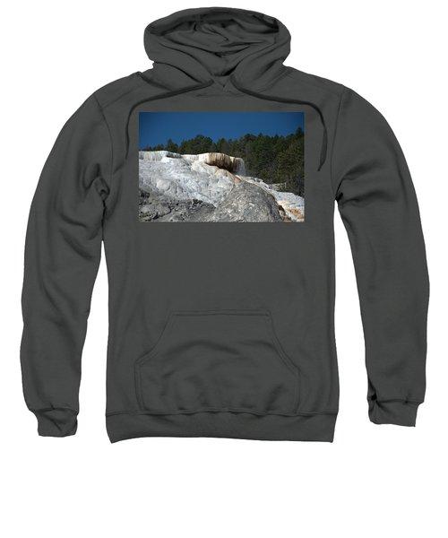 Mammoth Hot Springs 1 Sweatshirt