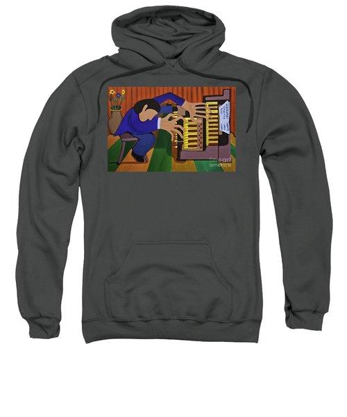 The Organist Sweatshirt