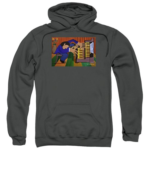 The Organist Sweatshirt