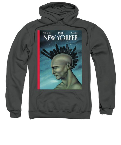 Mohawk Manhattan Sweatshirt