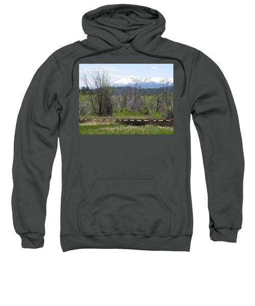 Lake Manitou Sp Woodland Park Co Sweatshirt