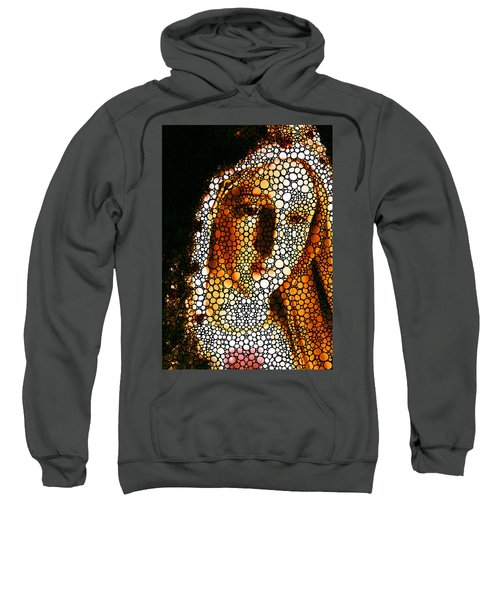 Mary - Holy Mother By Sharon Cummings Sweatshirt