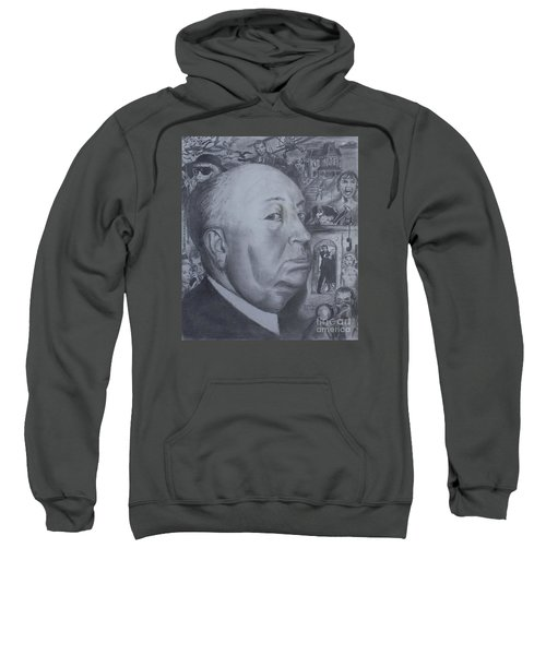Master Of Suspense Sweatshirt by Jeremy Reed