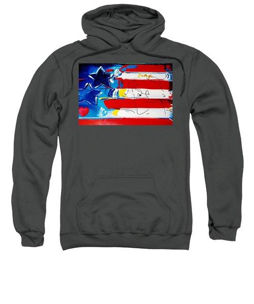 Max Stars And Stripes Sweatshirt
