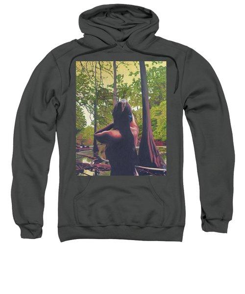 May Morning Arkansas River 5 Sweatshirt